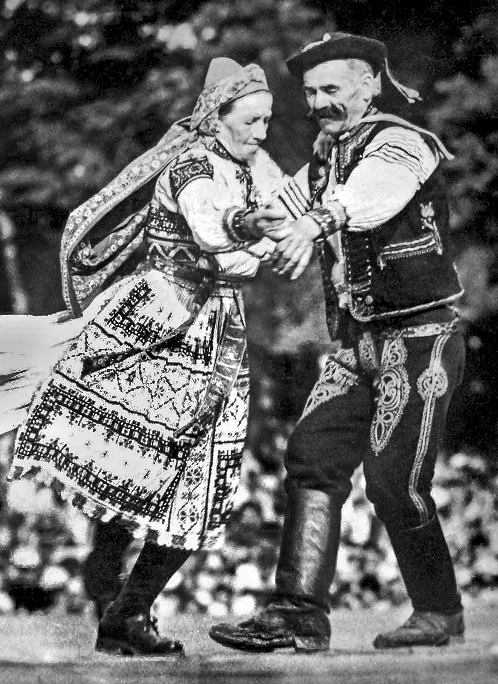 O tancích z Moravských Kopanic – k semináři tanců 9. 3. 2019