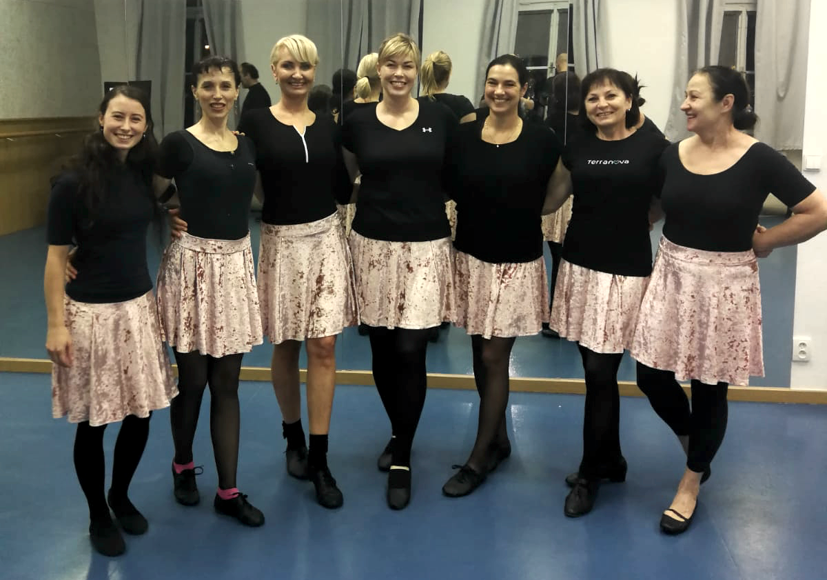 Holky z Vonica 80 hledají kluky tanečníky